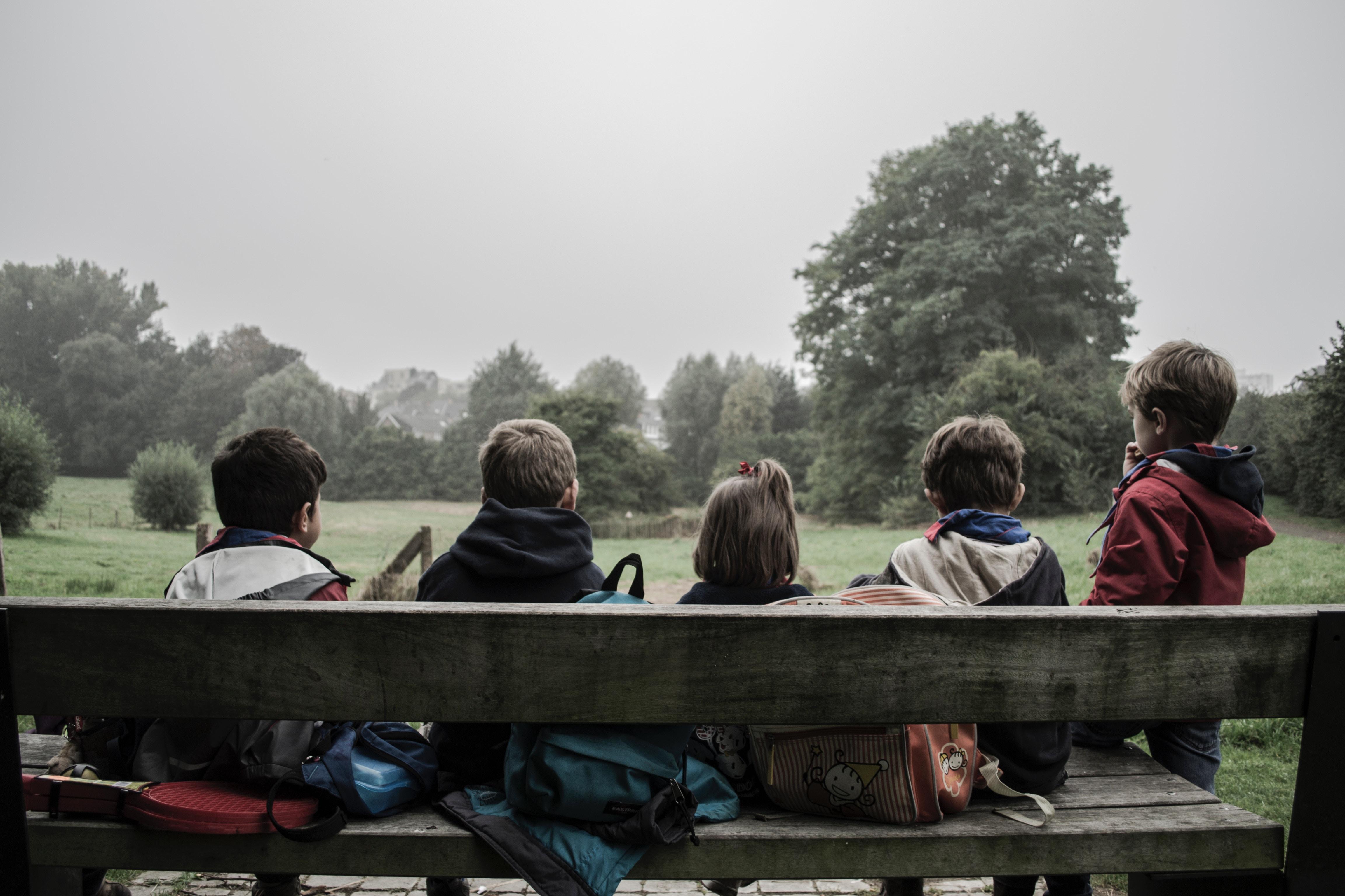 Speech therapy socialization barriers kids in park