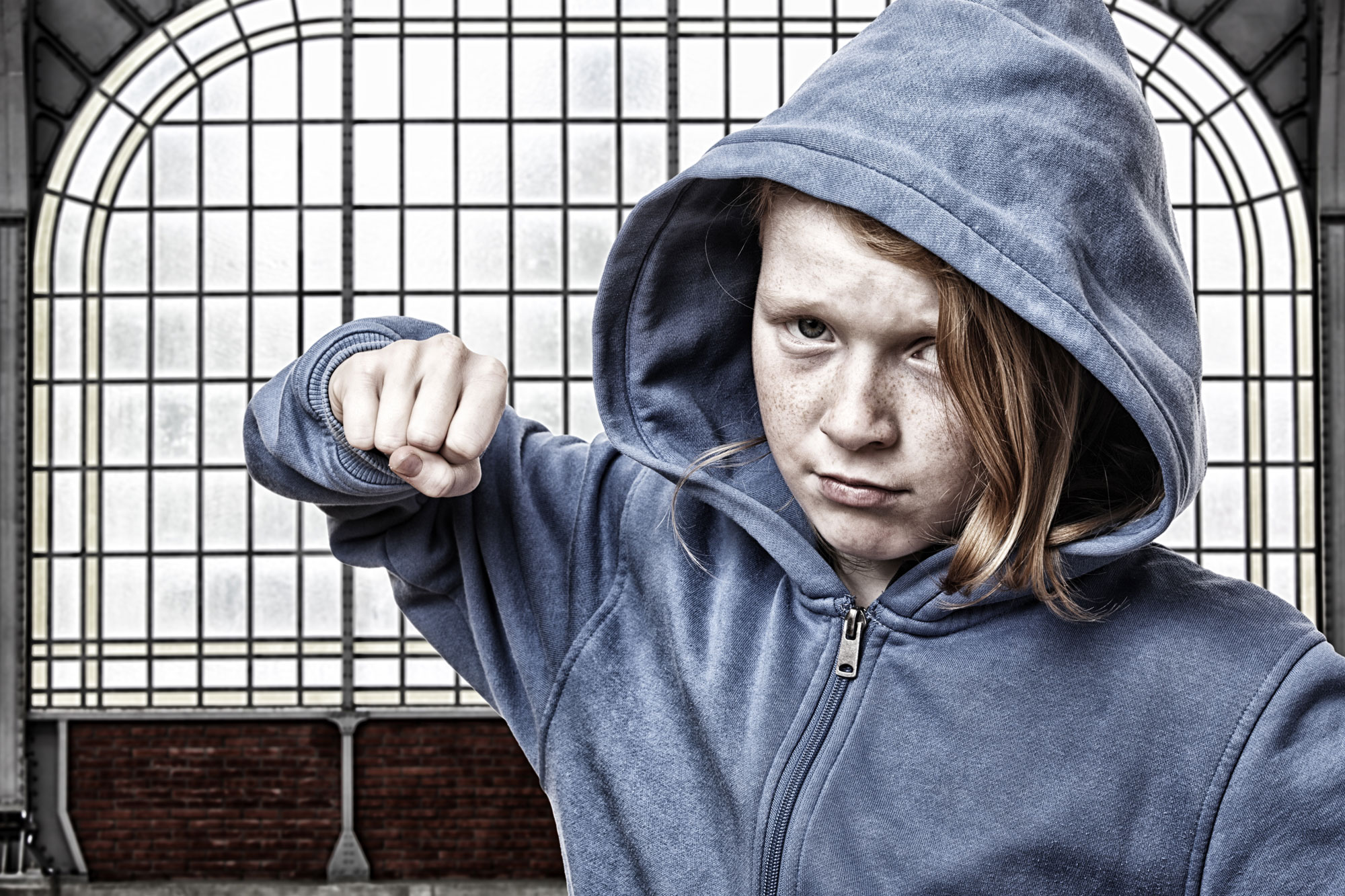Helping parents handle aggression
