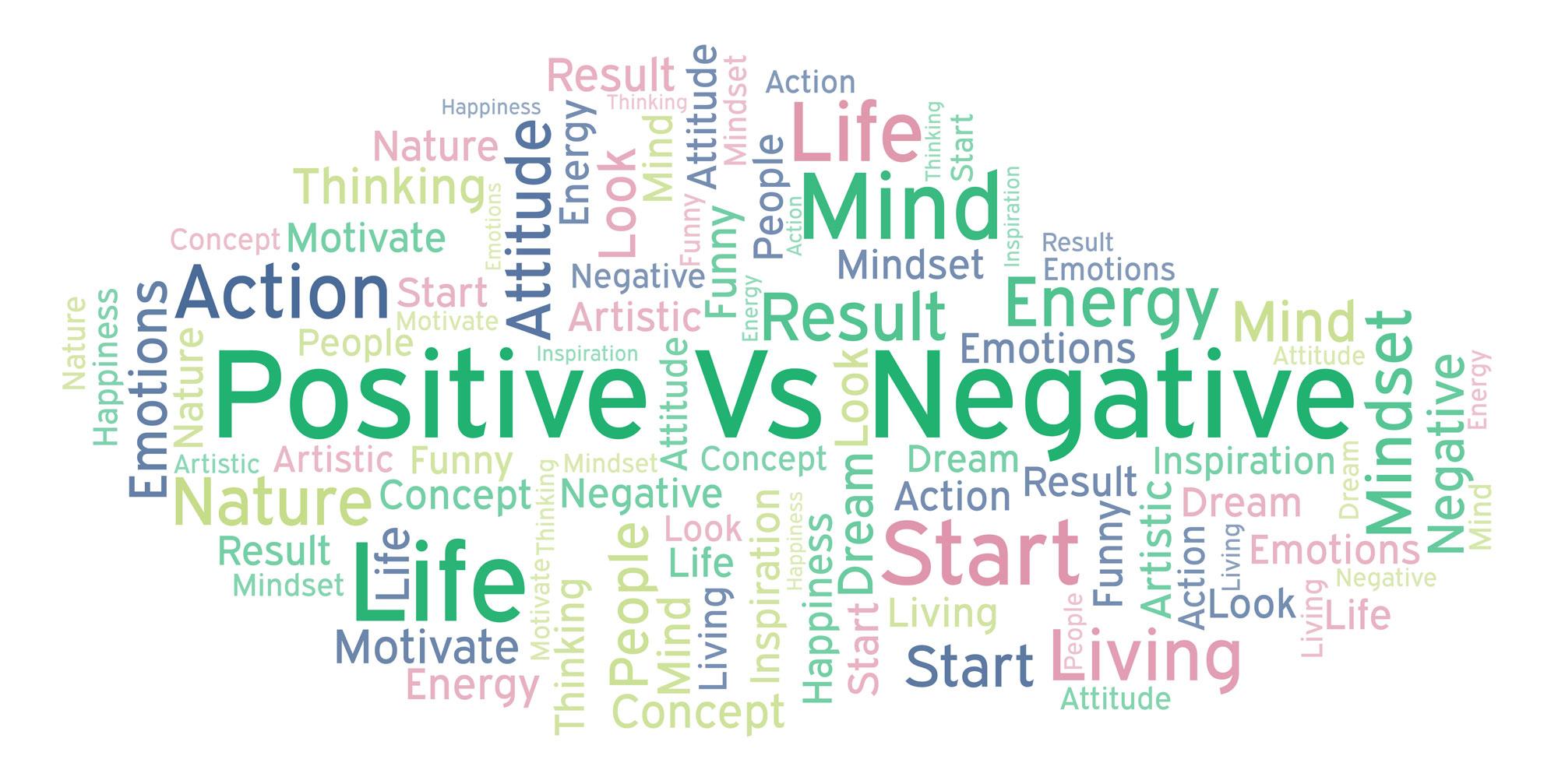 Positive vs Negative Reinforcement